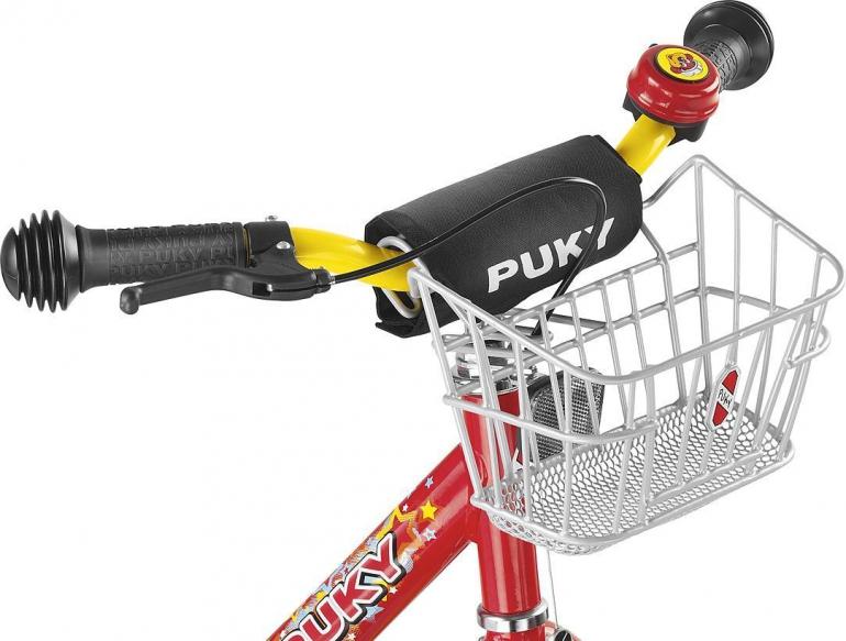Košík na řidítka přední PUKY (Určen pro dětská kola značky PUKY)