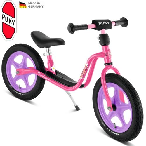 Puky odrážedlo Learner Bike LR 1L růžové - ZDARMA dopravné a zdravá lahev