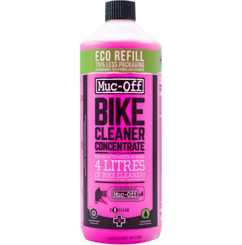 Muc-Off Nano Bike Cleaner Concentrate 1l