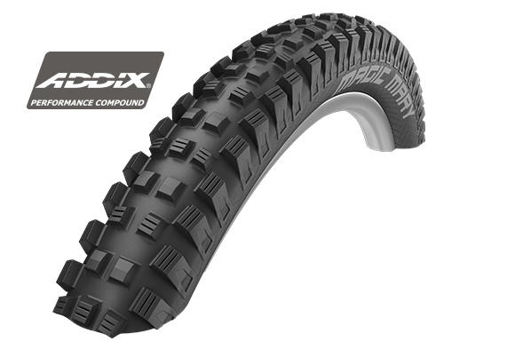 Schwalbe plášť Magic Mary 27.5x2.35 Bikepark Addix Performance černá