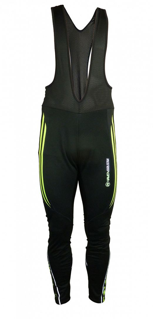 Kalhoty HAVEN Isoleera black/green, vel. XS