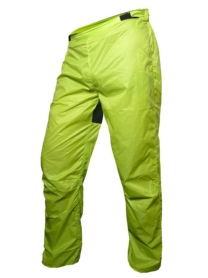 Kalhoty HAVEN FEATHERLITE PANTS neon green, vel. XS