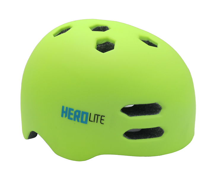 Přilba HAVEN HERO LITE II green, vel. XS