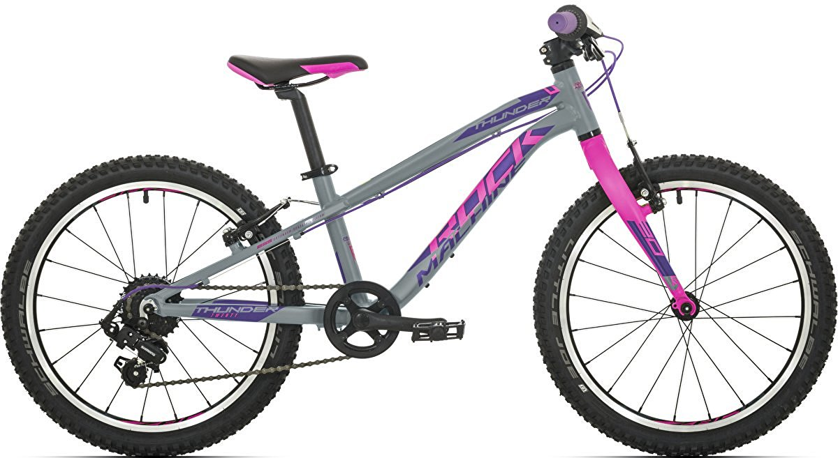 Rock Machine Thunder 20 gloss grey/pink/violet