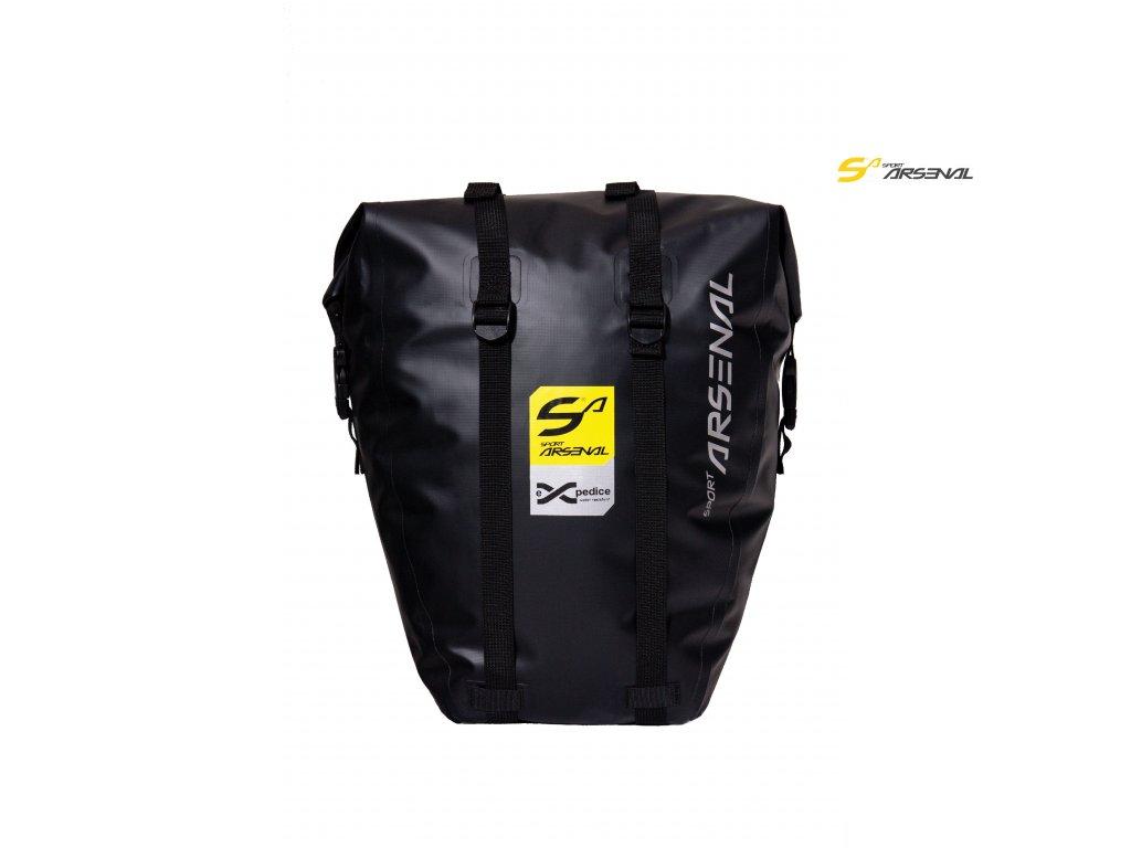 58059f23e4 Brašna vodotěsná (velkoobjemová) černá Sport Arsenal 312