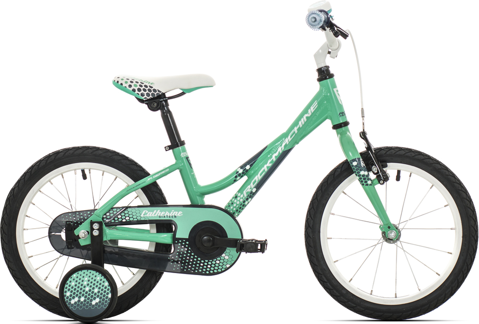 "Rock Machine Catherine 16"" 2018 mint green/white/grey"