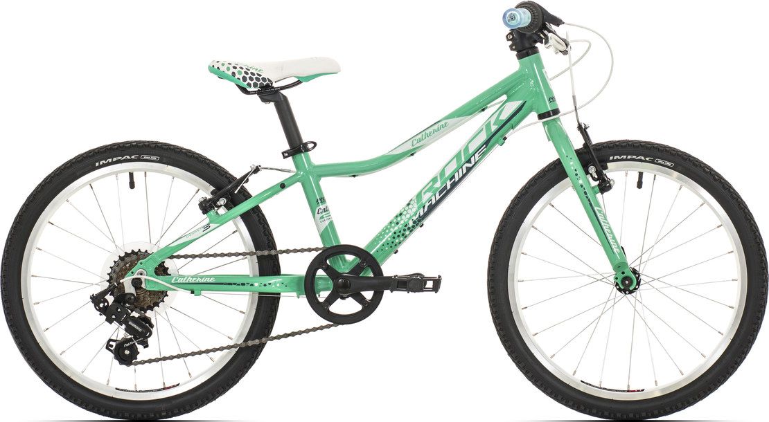 "Rock Machine Catherine 20"" 2018 mint green/white/grey"