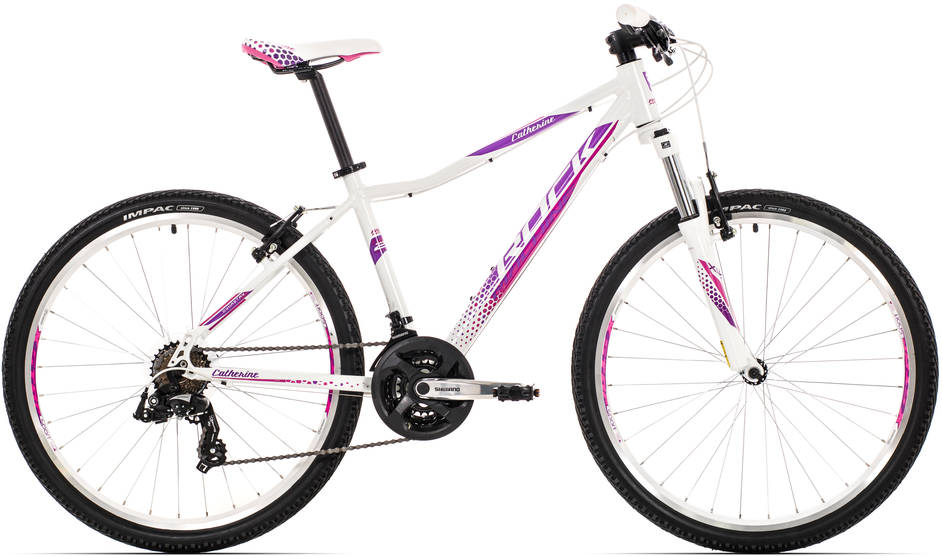 "Rock Machine Catherine 26"" 2016, rám 16,5"" (S) white/purple/violet"