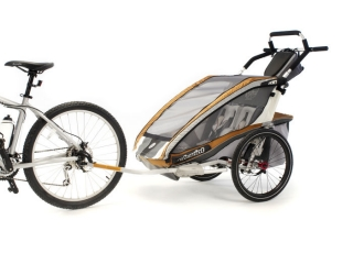 THULE CHARIOT OPORA HLAVY A TRUPU 2010+