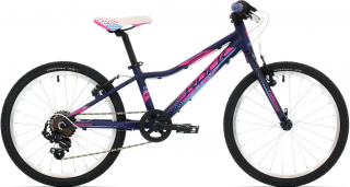 "Rock Machine Catherine 20"" mat deep blue/pink/blue"