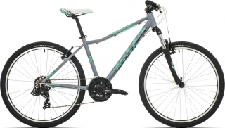 "Rock Machine Catherine 26"" 2019, rám 16,5"" (S) mat grey/mint green/dark grey"