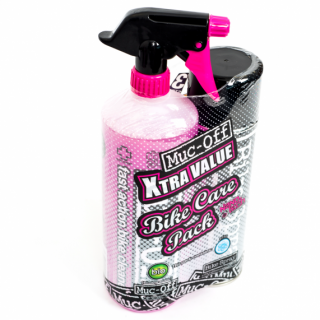 Muc-Off Bike Spray Duo pack