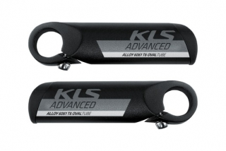 Rohy KLS ADVANCED black, 110 mm