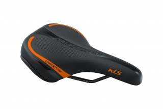 Sedlo KLS COMFORTLINE 017, orange