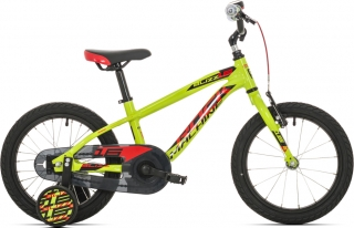 "Rock Machine Blizz 16"" 2019 radioactive yellow/neon red/black"