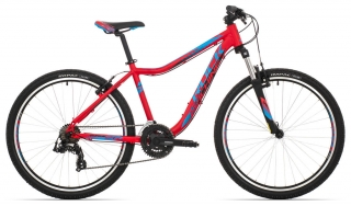 "Rock Machine Surge 26"" 2017, rám 14"", matte red/blue/black"